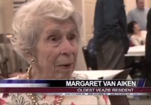 Margaret Van Aiken, Veazie, ME