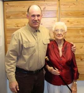 Jim and Mildred Crane